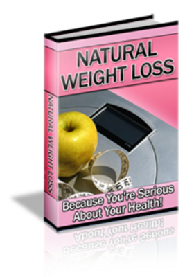 Product picture Natural Weight Loss