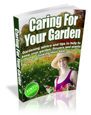 Product picture Caring For Your Garden